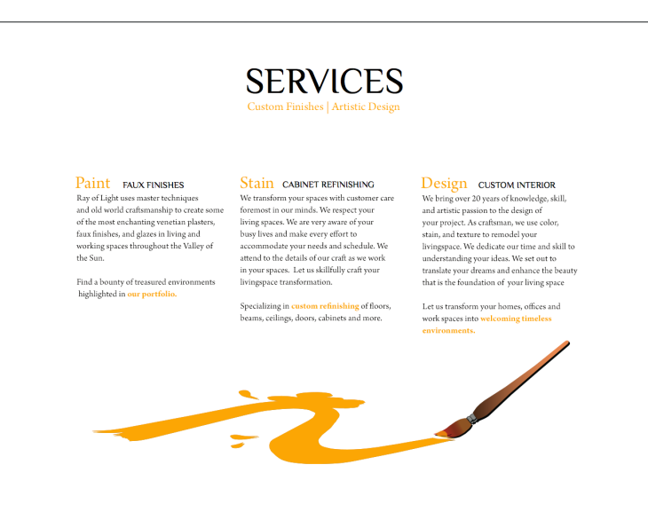 servicespage